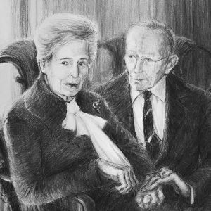Mevrouw en mijnheer Molijn